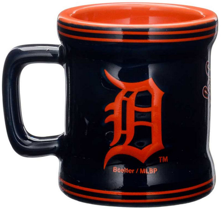 Boelter Brands Detroit Tigers 2 oz. Mini Mug Shot Glass