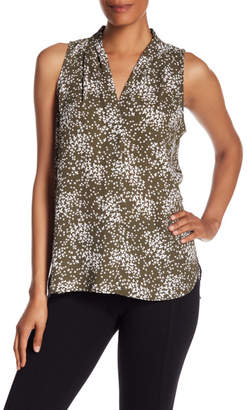 Vince Camuto Printed Tank Top