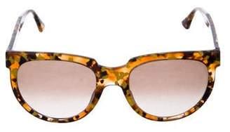 Thierry Lasry Abusy Tortoiseshell Sunglasses