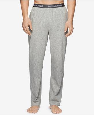 Michael Kors Men's Cotton Pajama Pants $42 thestylecure.com