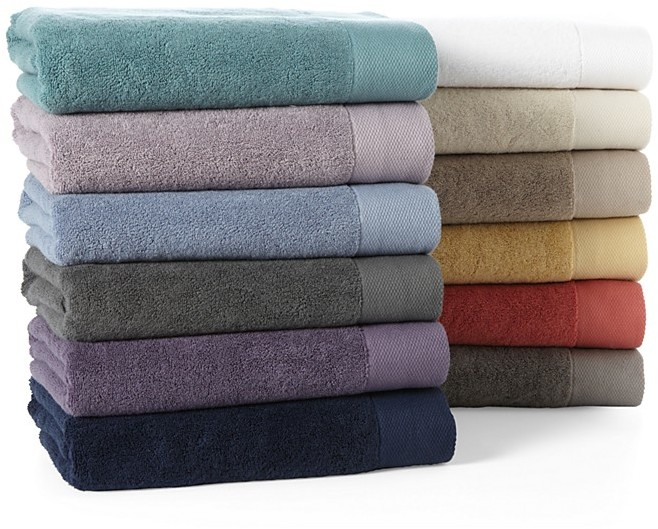 HUGO BOSS BOSS HOME for Classiques Solid Bath Towel