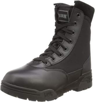 Hi-Tec Magnum Mens Classic Leather Boots 8 US
