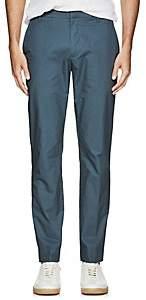ATM Anthony Thomas Melillo Men's Cotton Poplin Classic Pants - Lt. Blue