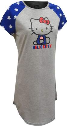 Hello Kitty All American Nightgown for Women