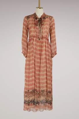 Forte Forte Long silk dress