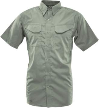 Tru-spec TRU-SPEC 24-7 SHIRT; MEN'S LIGHTWEIGHT SHORT SLEEVE 65/35 P/C R/S FIELD