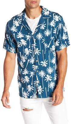 Trunks Surf and Swim CO. Coconut Tree Printed Allover
