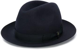 Borsalino band Fedora hat