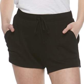 So Juniors' SO Cozy Brushed Jersey Shorts