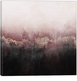 iCanvas Pink Sky Giclee Print Canvas Art