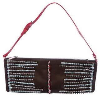 Valentino Embellished Evening Bag