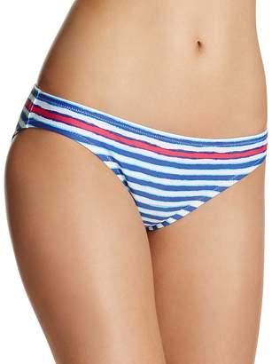 Gottex Profile Blush by Castaway Stripe Bikini Bottom