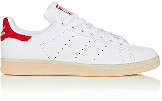 adidas Women's Women's Stan Smith Leather Sneakers $85 thestylecure.com