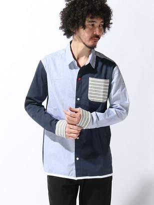 Kriff Mayer (クリフ メイヤー) - KRIFF MAYER スナップボタンシャツ クリフメイヤー シャツ/ブラウス