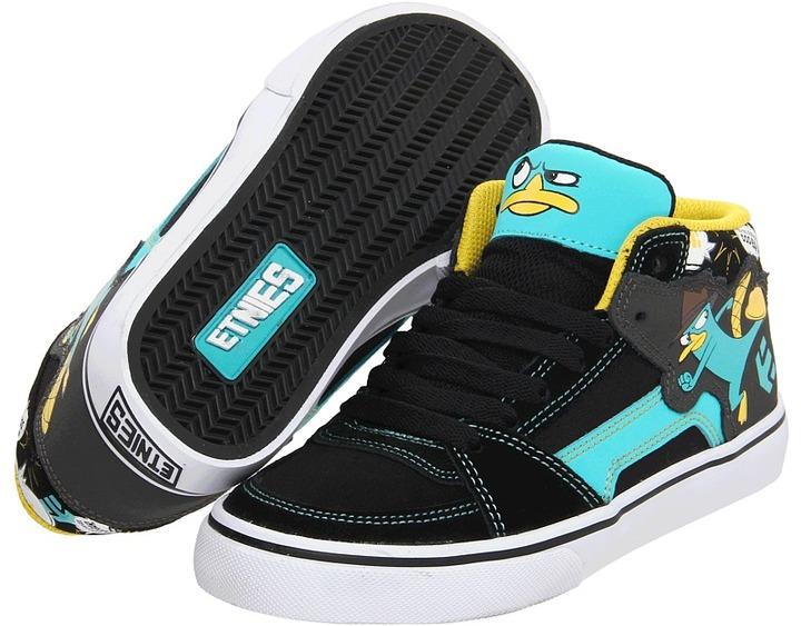 Etnies Disney RVM Vulc Boys Shoes