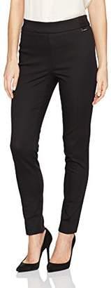 Calvin Klein Jeans Calvin Klein Women's Cropped Leg Pull on Pant