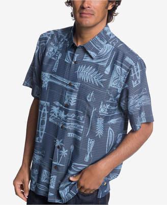 Quiksilver Waterman Men Hana Hooks Shirt
