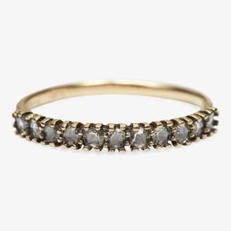 Satomi Kawakita Half Eternity Ring