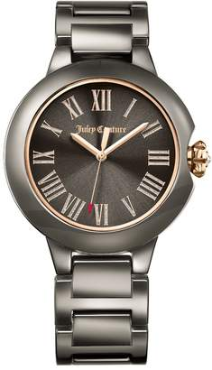Juicy Couture Silver Burbank Watch