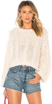 Majorelle Crew Neck Sweater