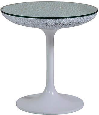 Artistica Seascape Side Table - White