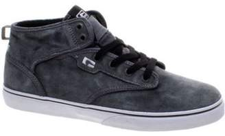 Globe Motley Mid Charcoal R2R Wash Shoe Adult 08