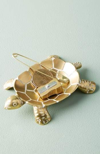 Turtle Trinket Dish