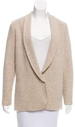 Stella McCartney Wool Donegal Knit Jacket