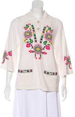 Chanel Paris-Salzburg Cashmere Sweater w/ Tags