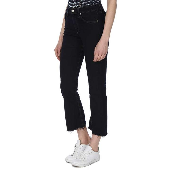 Women's Dune Cropped Flared Jeans
