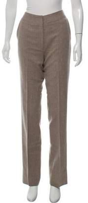 TSE Silk-Lined Wool Pants