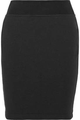 Nike Essentials French Stretch-Cotton Terry Skirt