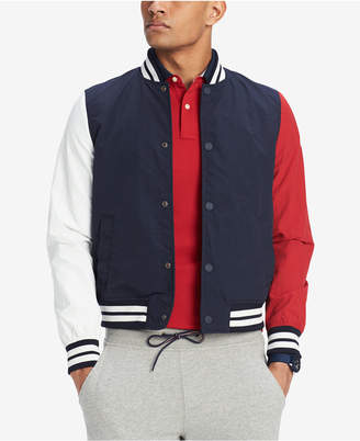 Tommy Hilfiger Men Big & Tall Field Crest Jacket