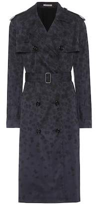 Bottega Veneta Printed trench coat