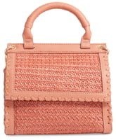 Sole Society Deona Woven Crossbody Bag