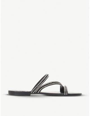 1a93aa80ca8 Steve Madden Embellished Sandals For Women - ShopStyle UK