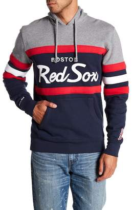 Mitchell & Ness Boston Red Sox Head Coach Hoodie