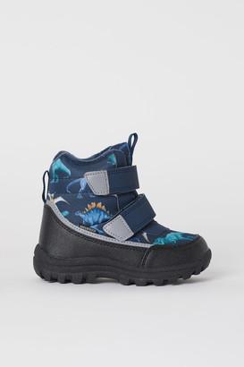 H&M Waterproof Boots - Blue