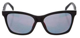 Just Cavalli Mirrored Wayfarer Sunglasses