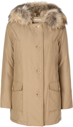 Woolrich Luxury Arctic parka coat $791.76 thestylecure.com