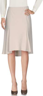 Brunello Cucinelli Knee length skirts - Item 35324331SP