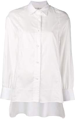 Golden Goose loose plain shirt