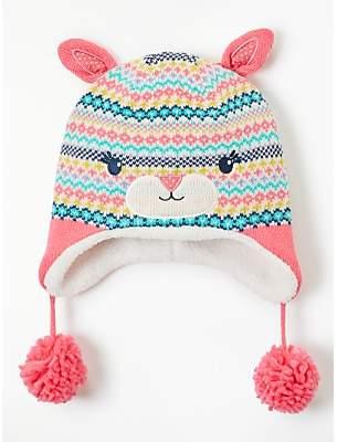 bf10fad34 Children's Fair Isle Trapper Hat, Multi