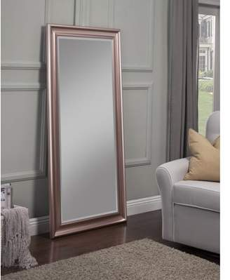 Sandberg Furniture Rose Gold Full Length Leaner Mirror