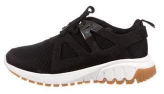 Neil Barrett Molecular Runner Sneakers