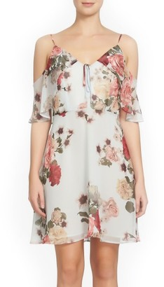 Women's Cece Olivia Popover Dress $138 thestylecure.com