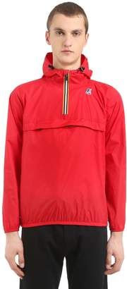 K-Way Le Vrai 3.0 Leon Packable Nylon Anorak
