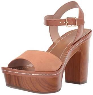 BCBGeneration Women's Zina Platform Sandal Wedge,7.5 M US