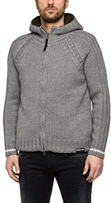 Replay Men's Uk1615.000.g2897f Jumper,Small