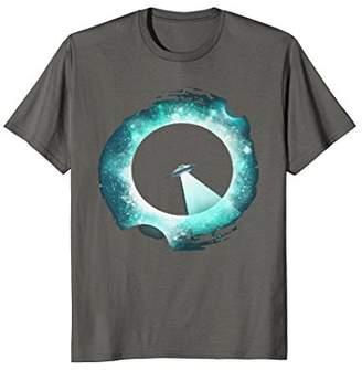 DAY Birger et Mikkelsen Interstellar Hole Alien Time Travel UFO T-Shirts
